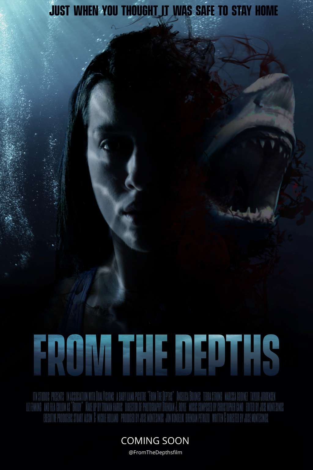 From the Depths kapak