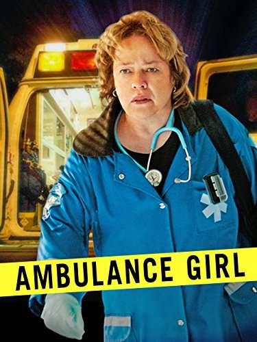 Ambulance Girl kapak