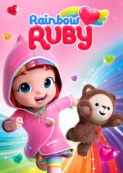 Rainbow Ruby kapak