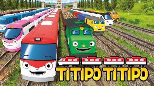 Titipo Titipo- German kapak
