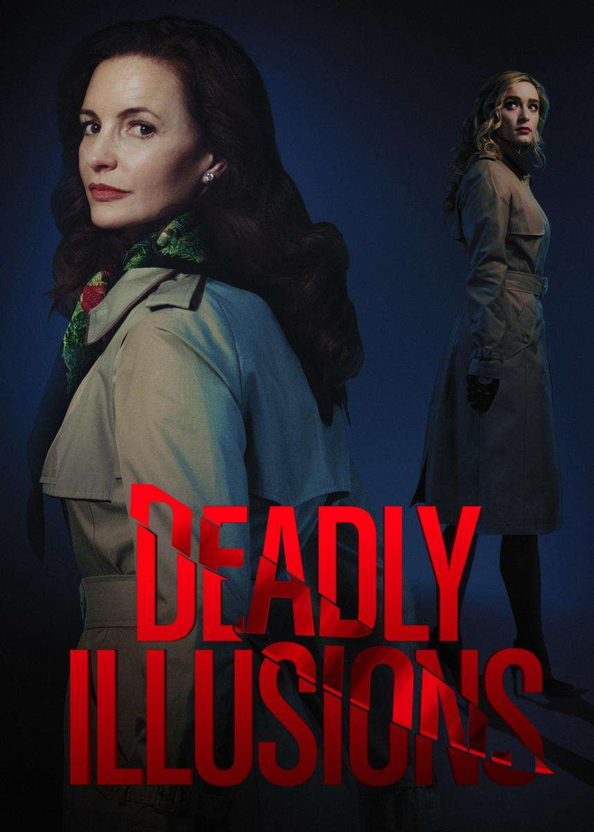 Deadly Illusions kapak
