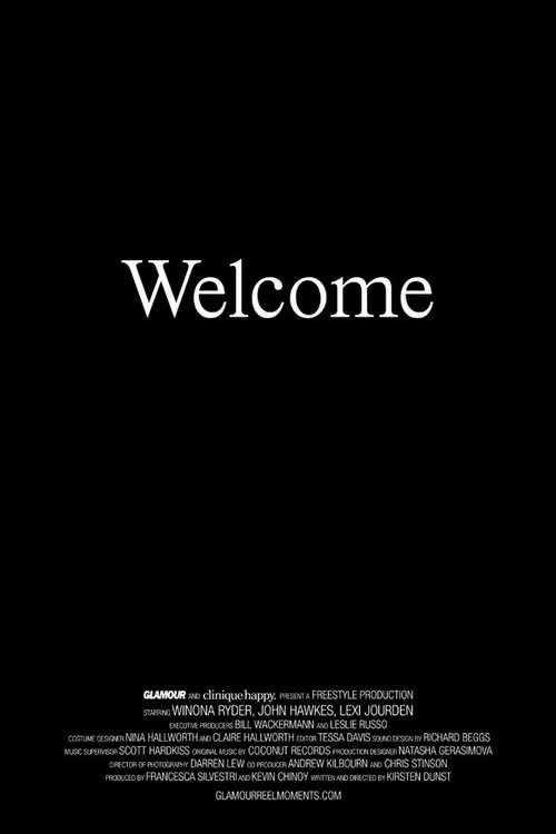 Welcome kapak