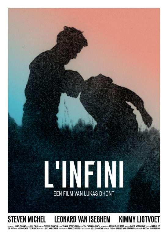 L'Infini kapak
