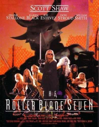 The Roller Blade Seven kapak