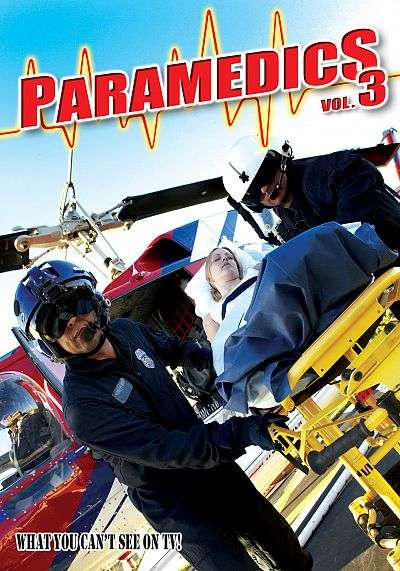 Paramedics Vol.3 kapak