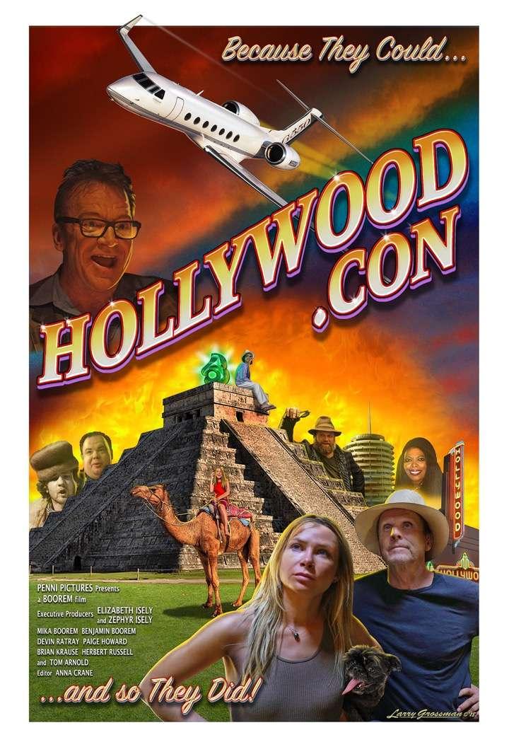 Hollywood.Con kapak