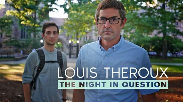 Louis Theroux: The Night in Question kapak