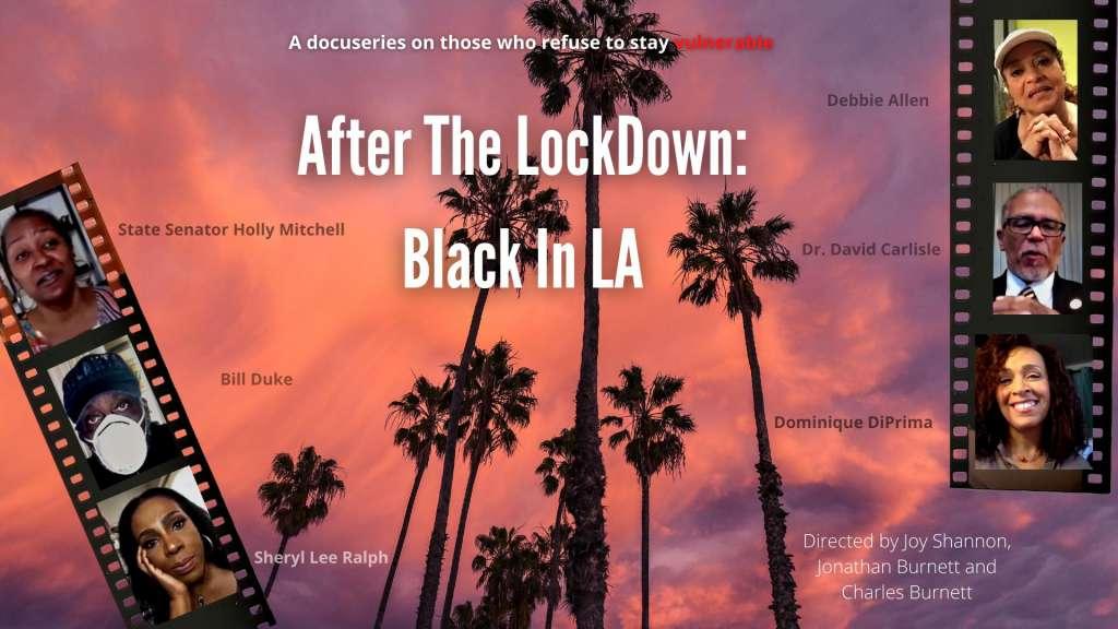 After the LockDown: Black in LA kapak