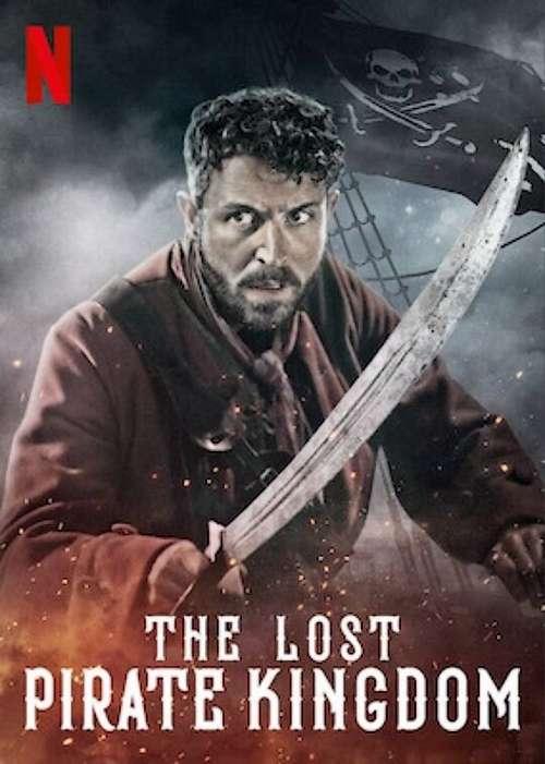 The Lost Pirate Kingdom kapak