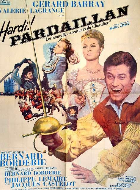 Hardi Pardaillan! kapak
