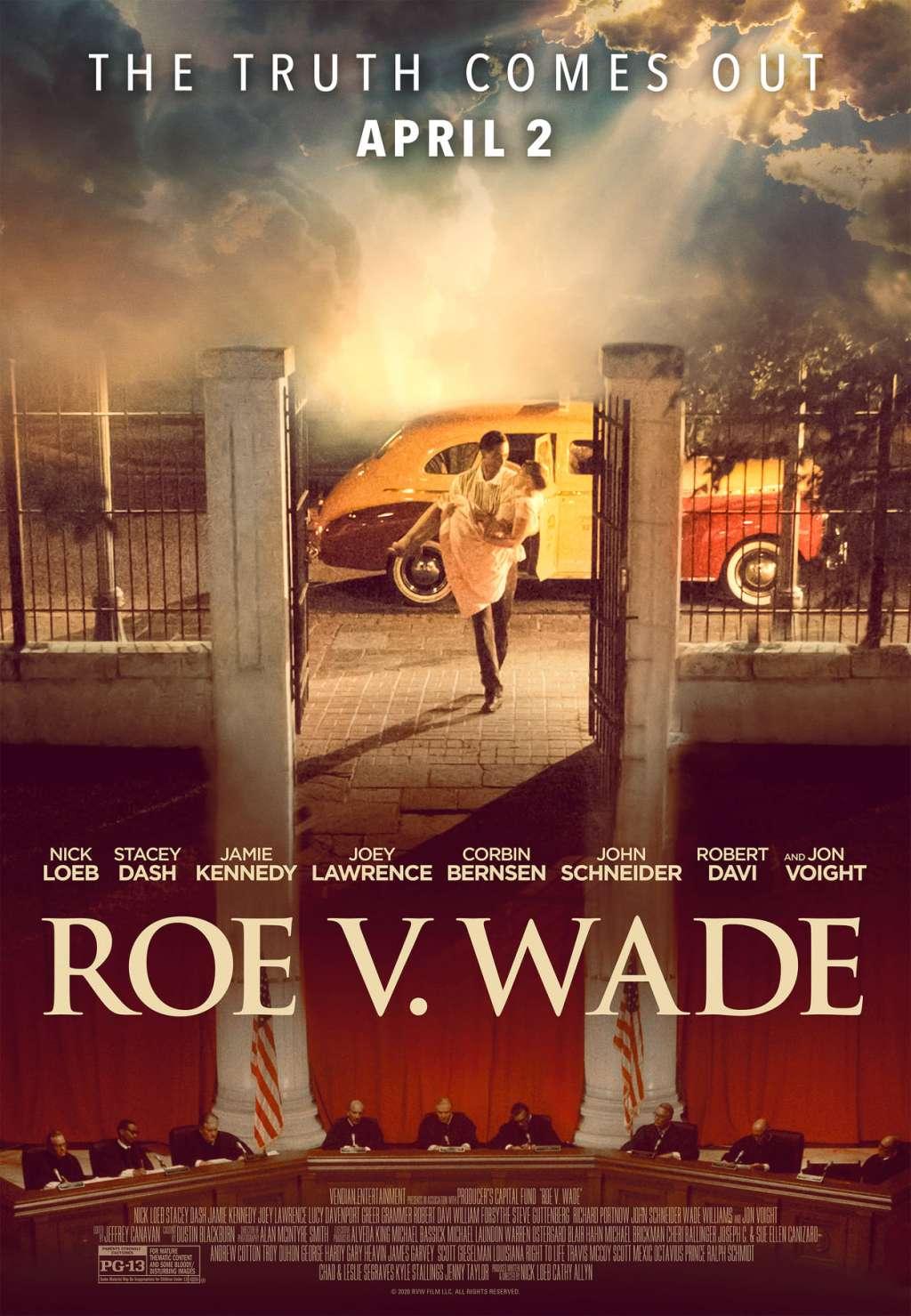 Roe v. Wade kapak