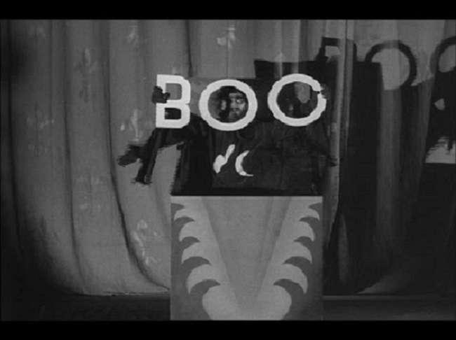 Boo! kapak
