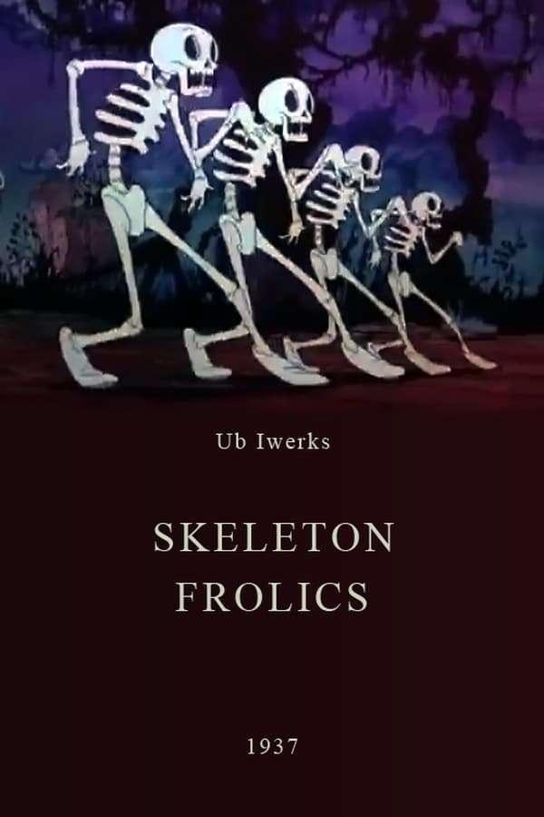 Skeleton Frolic kapak