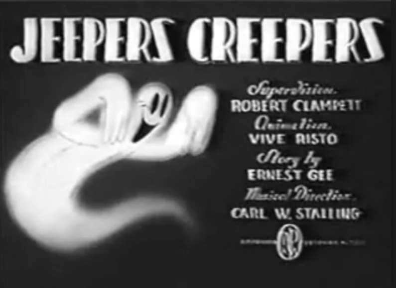Jeepers Creepers kapak