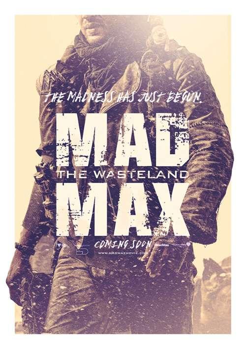 Mad Max: The Wasteland kapak