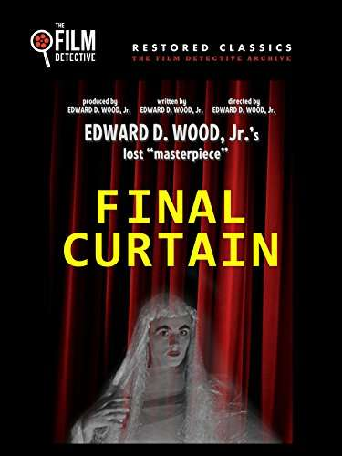 Final Curtain kapak