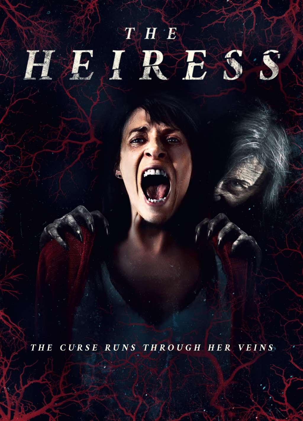 The Heiress kapak