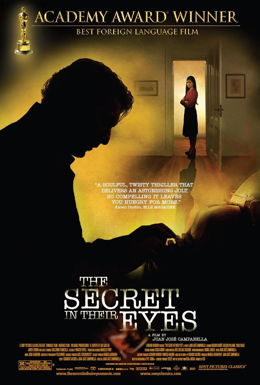 The Secret in Their Eyes kapak
