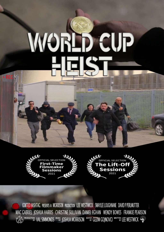 World Cup Heist kapak