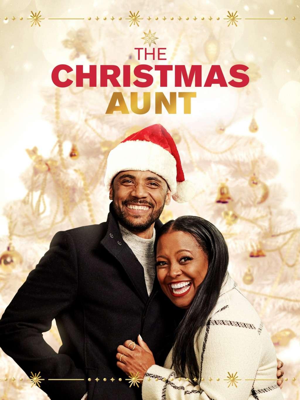 The Christmas Aunt kapak