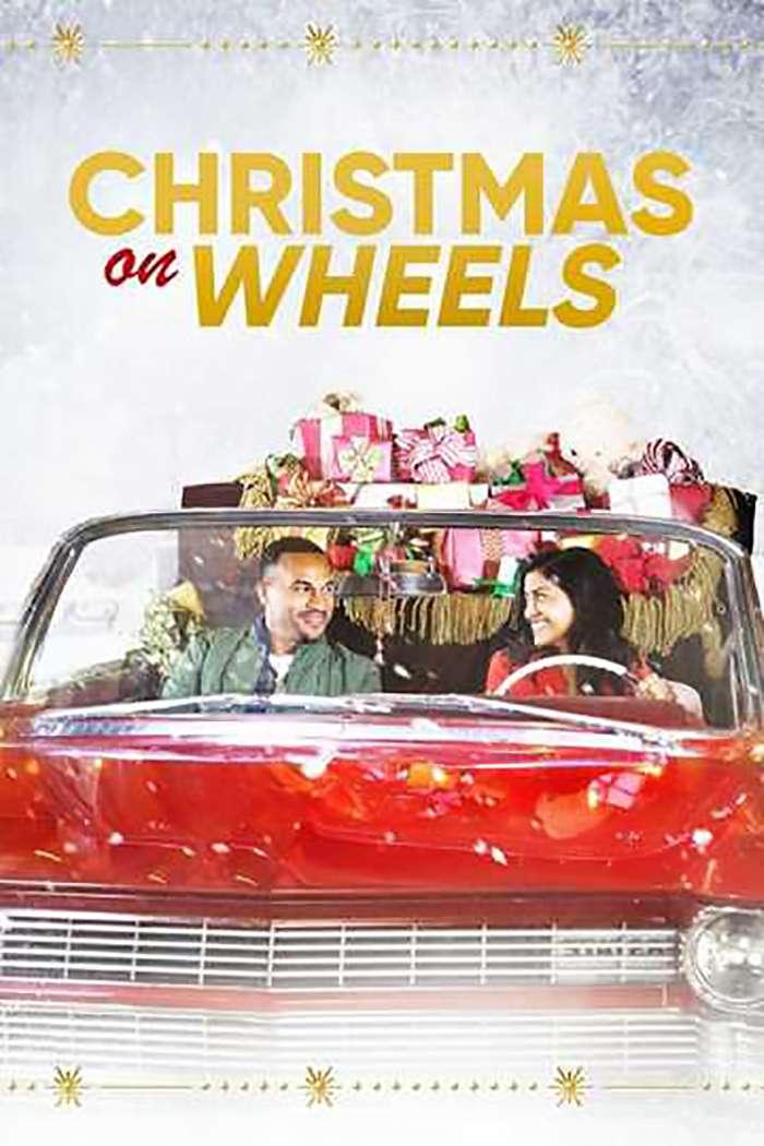 Christmas on Wheels kapak