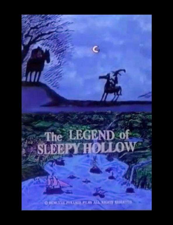 The Legend of Sleepy Hollow kapak