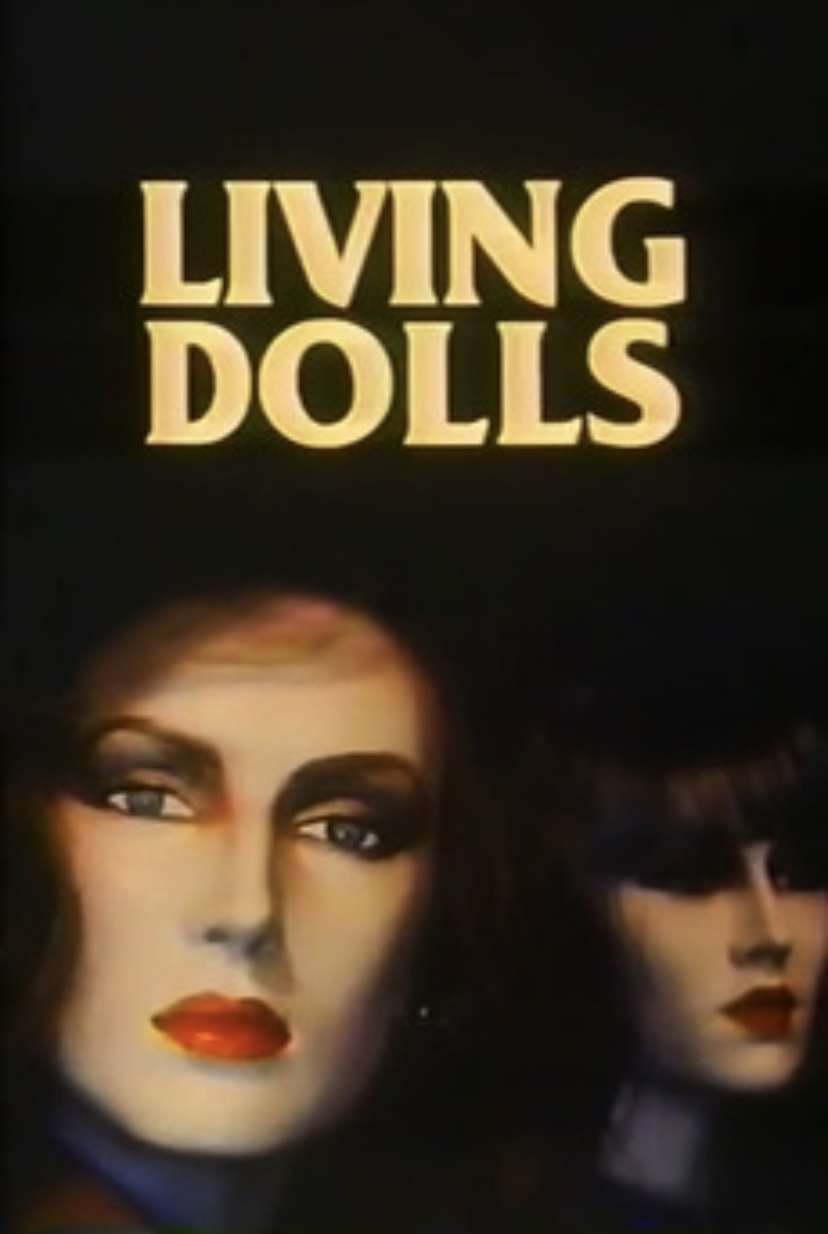 Living Dolls kapak