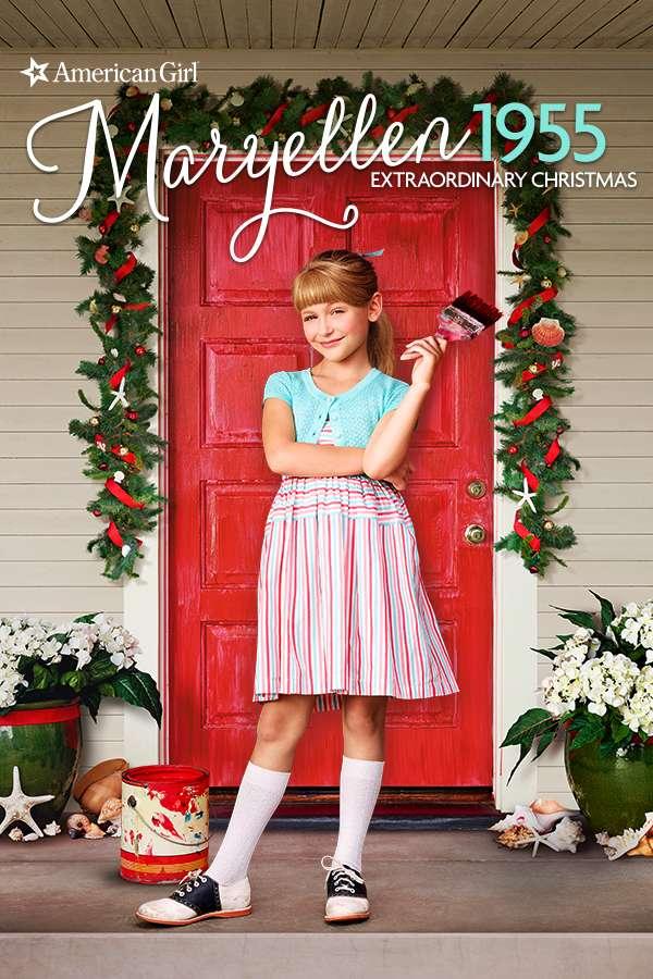 An American Girl Story: Maryellen 1955 - Extraordinary Christmas kapak