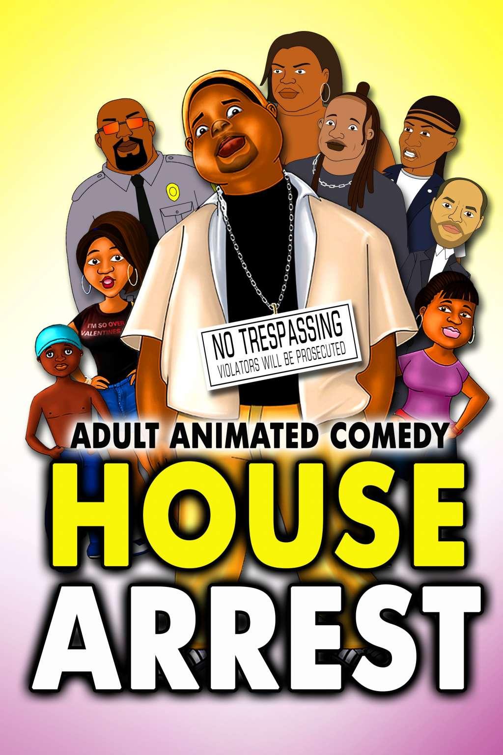 House Arrest kapak