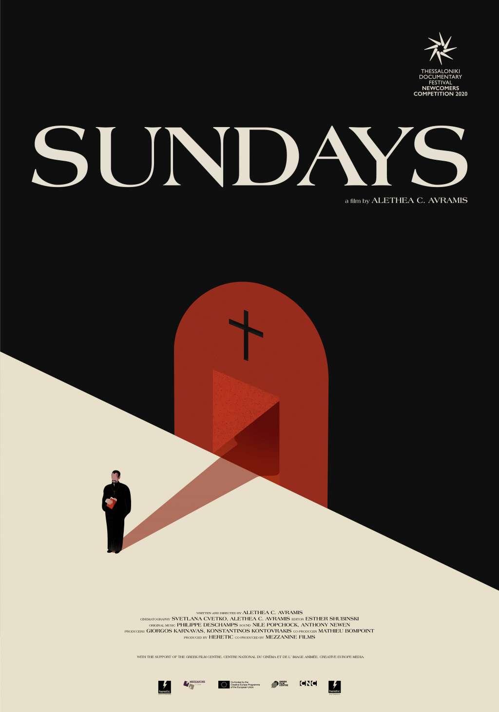 Sundays kapak