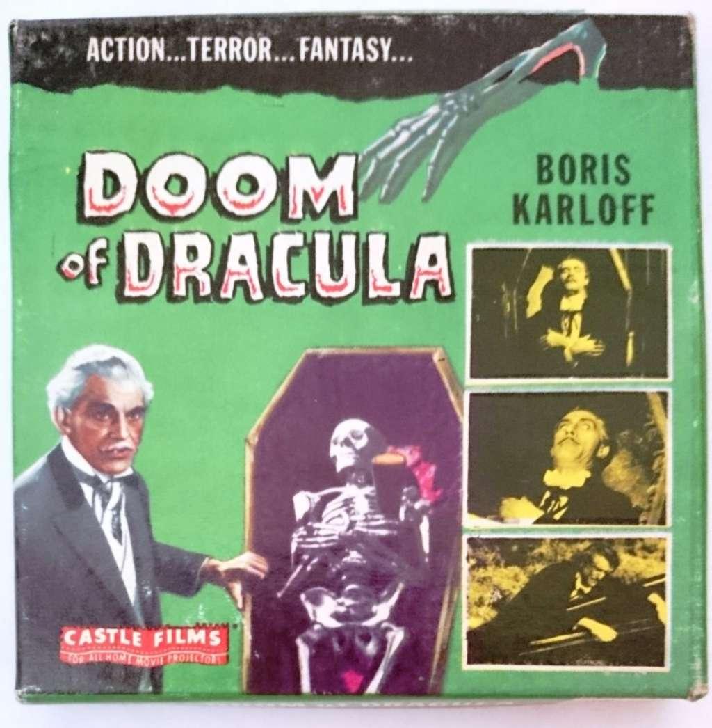 Doom of Dracula kapak