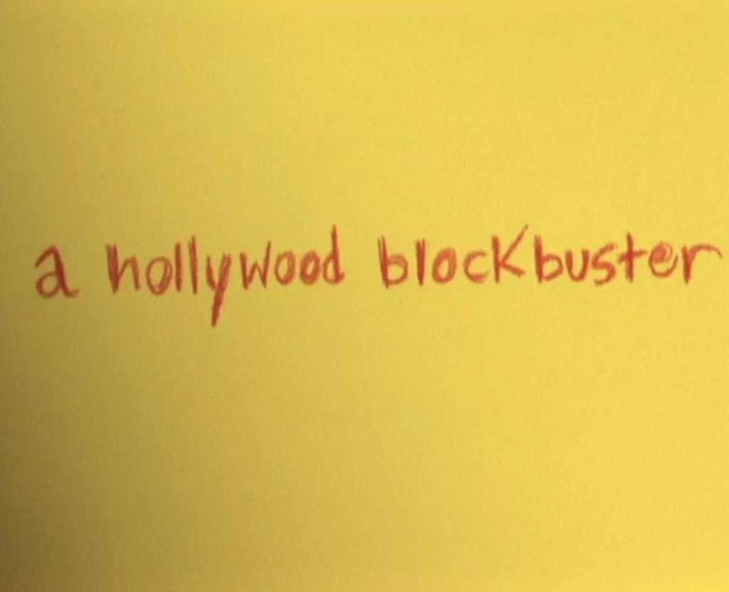 A Hollywood Blockbuster kapak