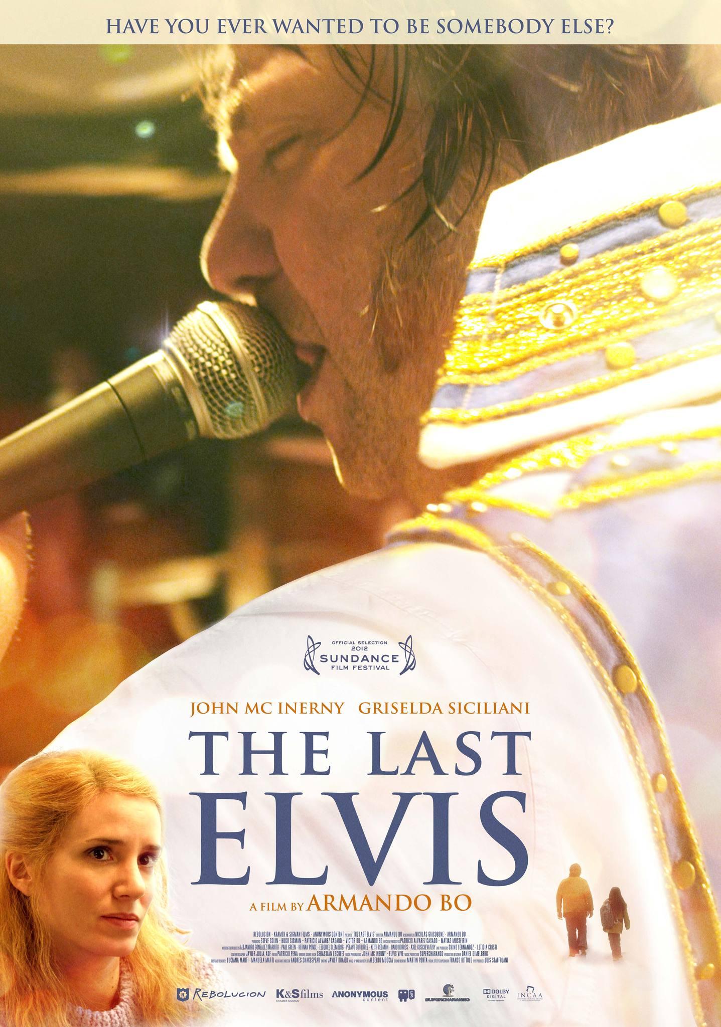 The Last Elvis kapak