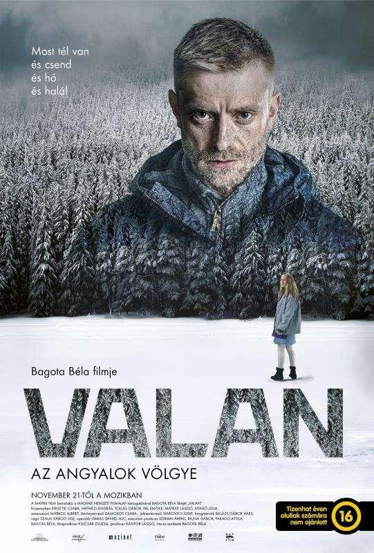Valan: Valley of Angels kapak