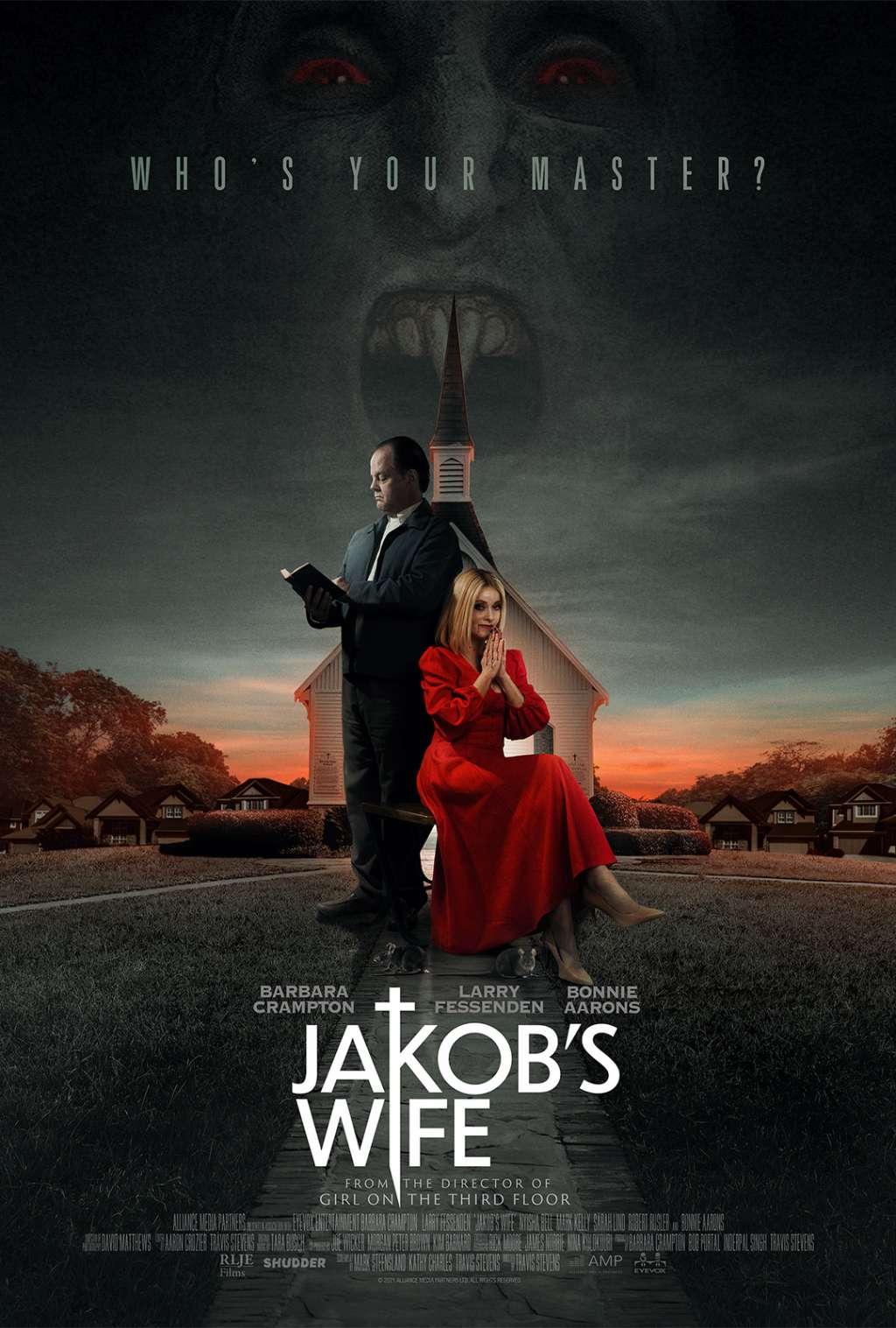 Jakob's Wife kapak