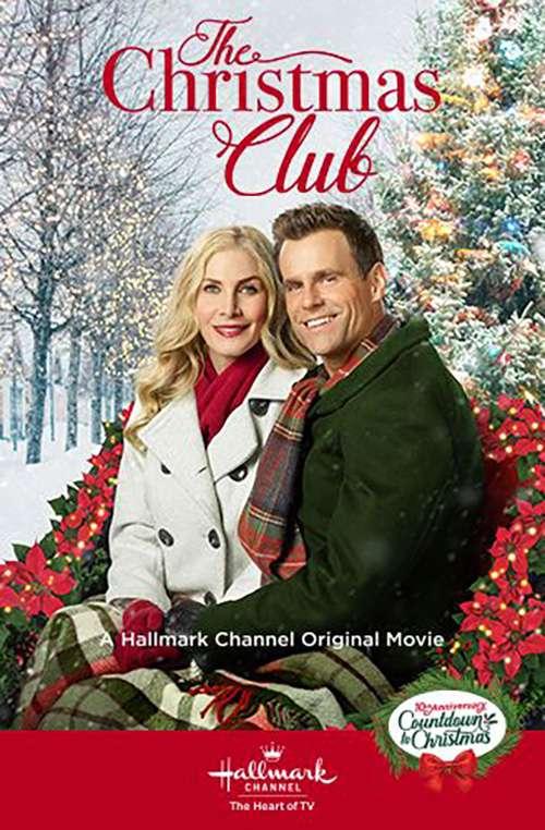 The Christmas Club kapak