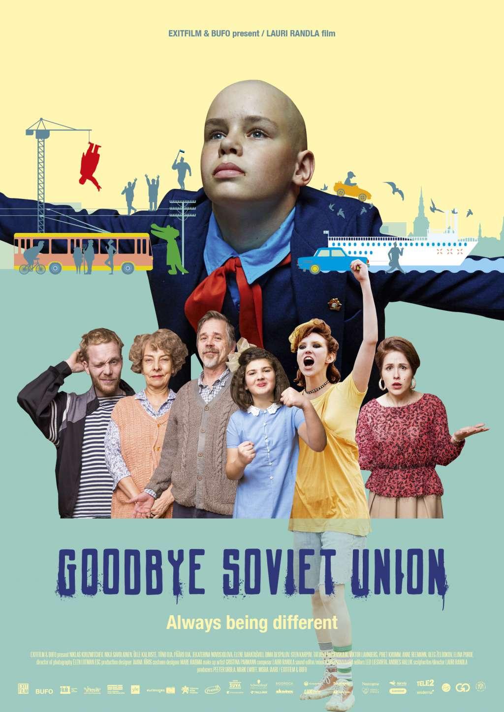 Goodbye Soviet Union kapak