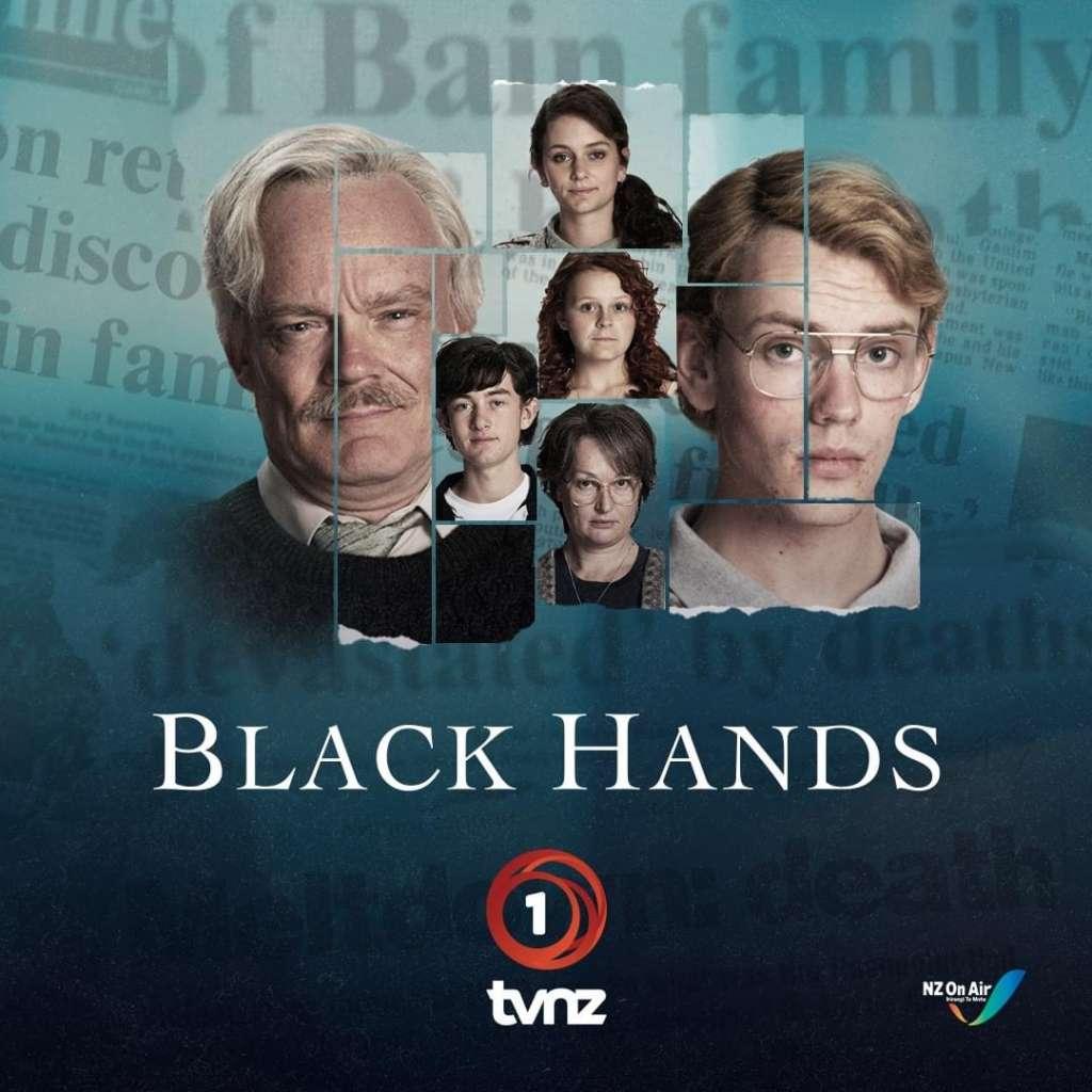Black Hands kapak
