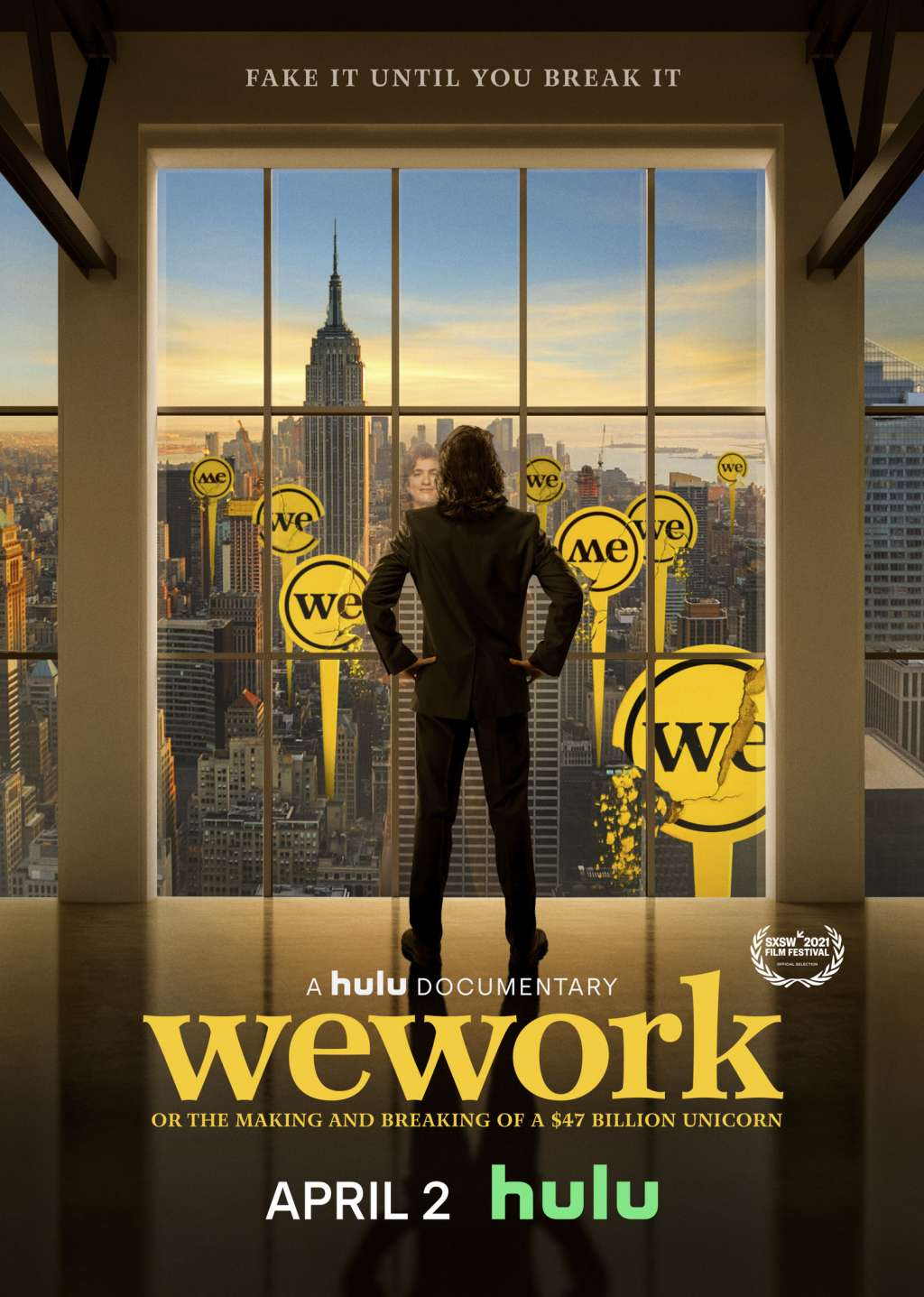 WeWork: Or the Making and Breaking of a $47 Billion Unicorn kapak