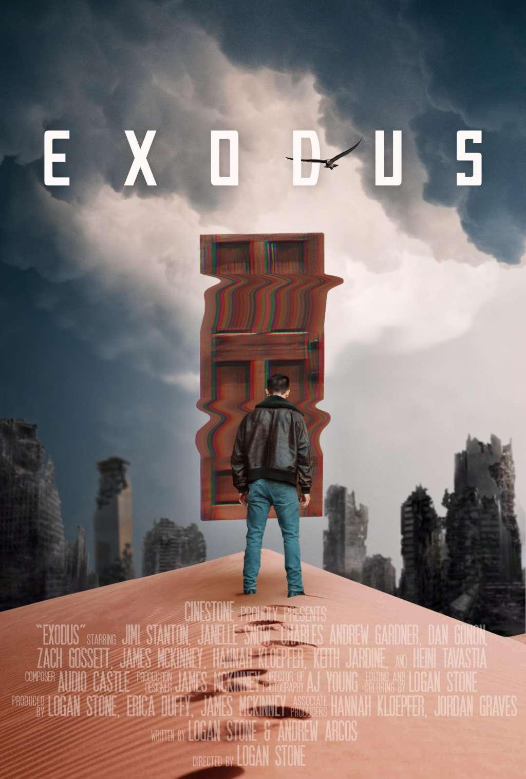 Exodus kapak