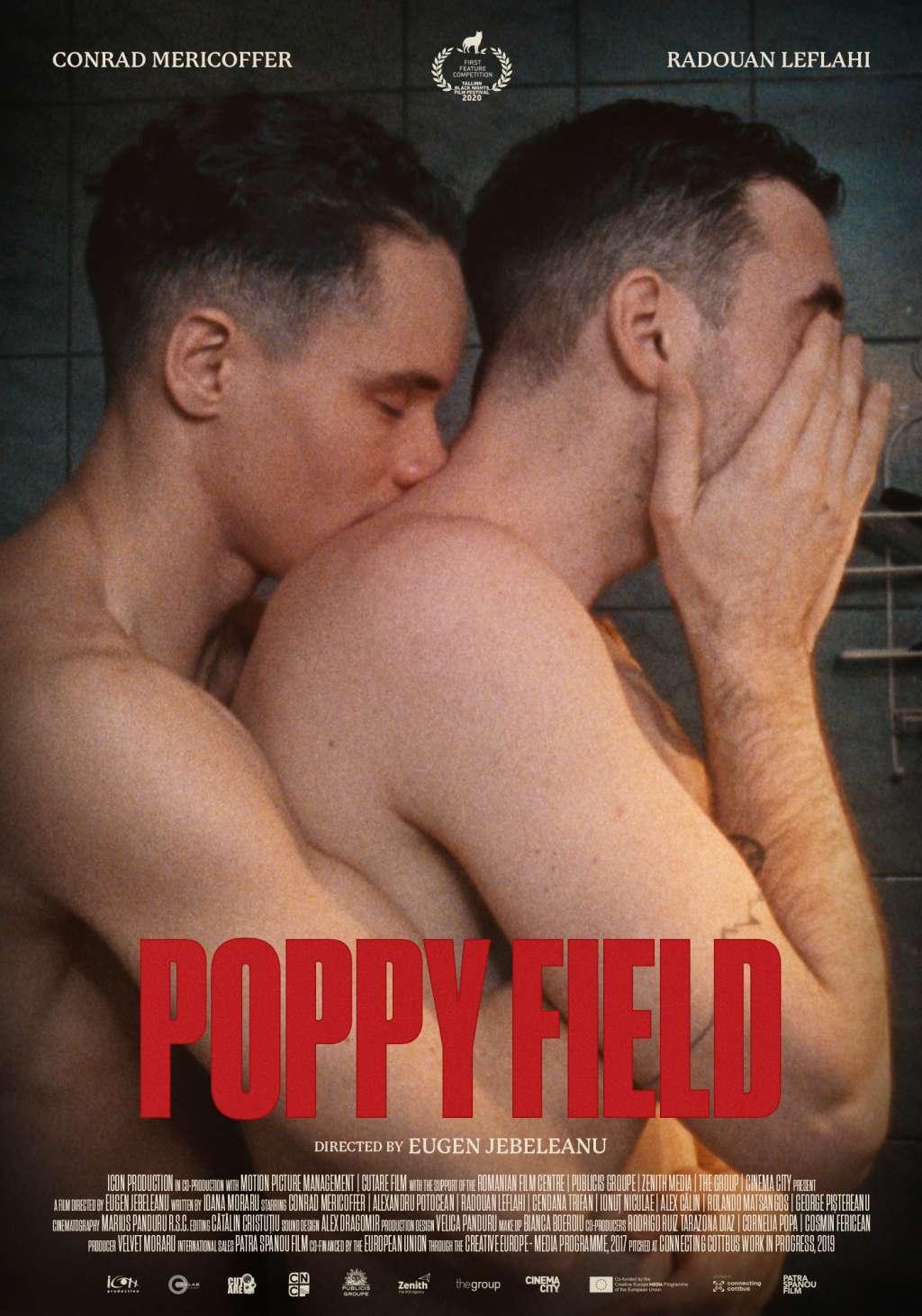 Poppy Field kapak