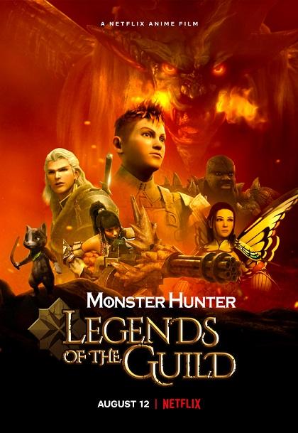 Monster Hunter: Legends of the Guild kapak