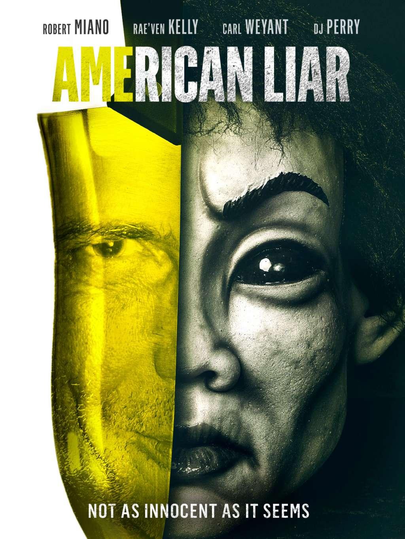 American Liar kapak