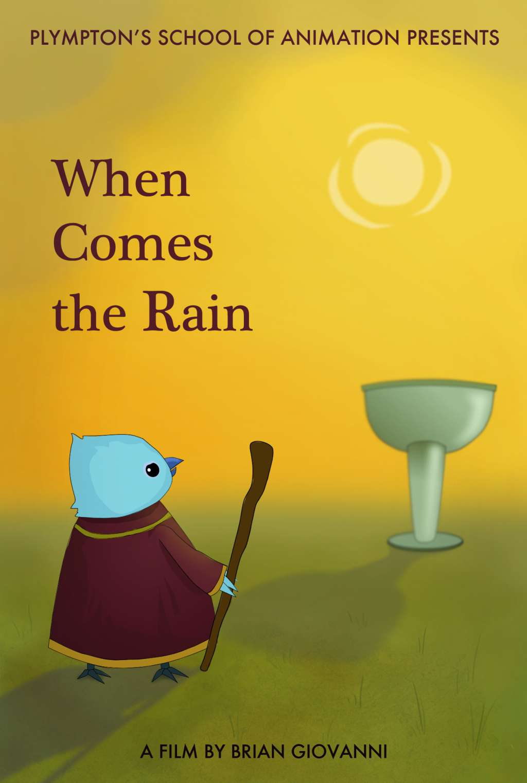When Comes the Rain kapak