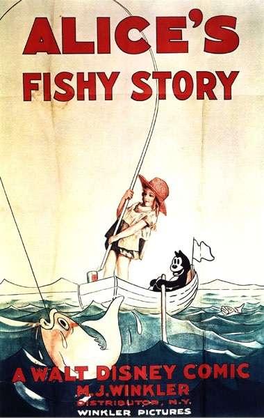 Alice's Fishy Story kapak