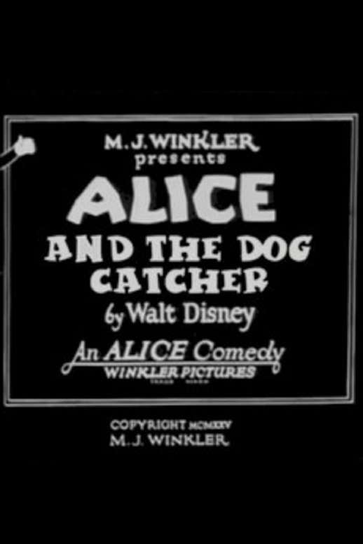 Alice and the Dog Catcher kapak