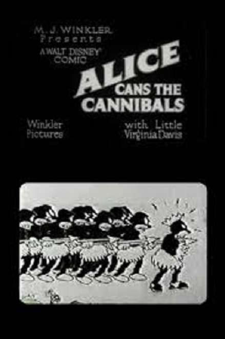Alice Cans the Cannibals kapak