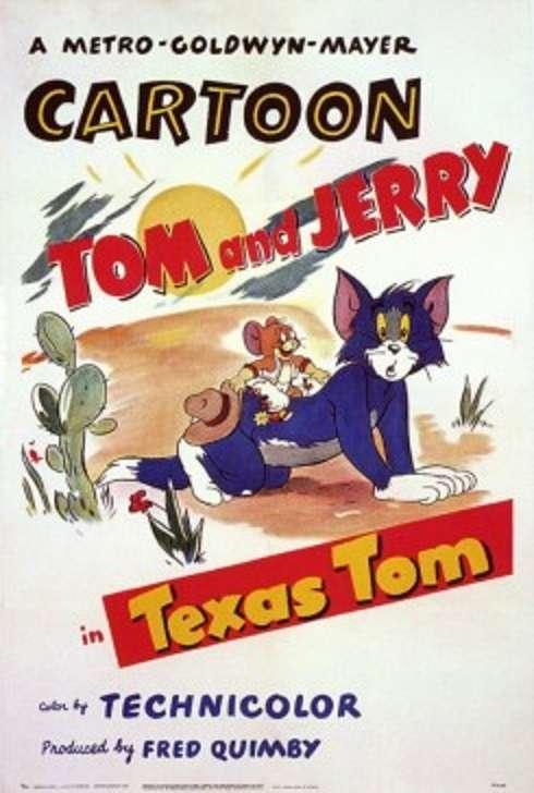 Texas Tom kapak