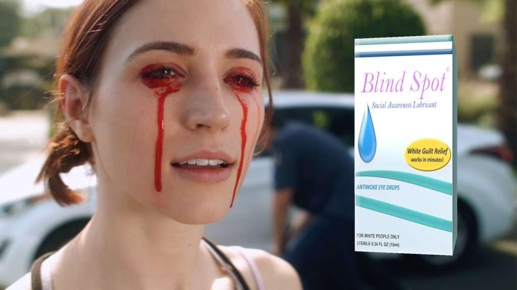 Blind Spot kapak
