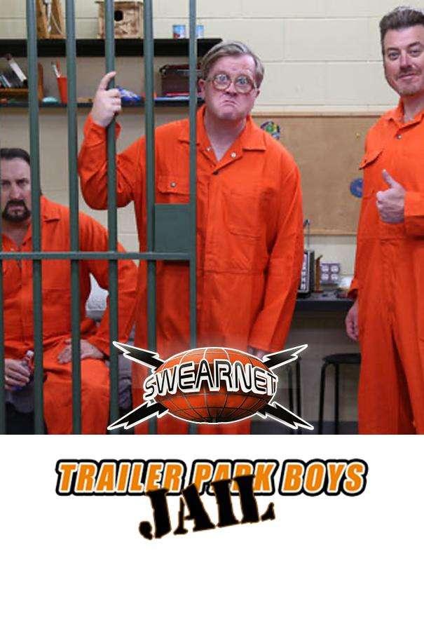 Trailer Park Boys: Jail kapak